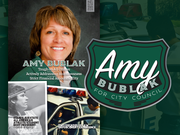Amy Bublak for City Council